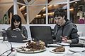 Dzień Wikipedii 2017 fot. Krzysztof Szewczyk CC BY 4.0 Medialab Katowice (19) (31988012850).jpg