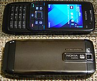 image illustrative de l'article Nokia E66
