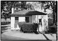 EAST SIDE - U.S. Naval Hospital, Gate House, Park Boulevard, Balboa Park, San Diego, San Diego County, CA HABS CAL,37-SANDI,27-T-3.tif
