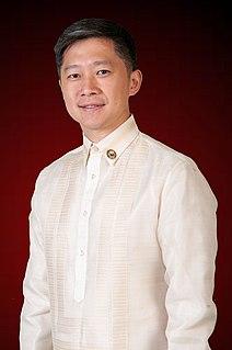 Eric Yap Filipino politician (born 1979)