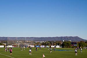 Eastern Mennonite Royals - EMU Athletic Field