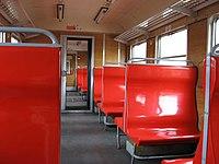 EN57 classic interior