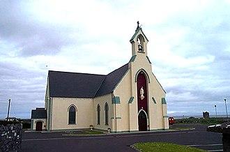 Easky - St James R.C. Church