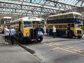 Eastbourne Corporation buses 11 (AHC 411) & 67 (KHC 367), 2006 Eastbourne Running Day.jpg
