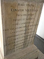 Ed VI STH Bronze statue plinth rear.jpg