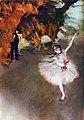 11 / 踊りの花形(エトワール、又は舞台の踊り子)