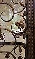 Edgar brandt, porte da ascensore in ferro, vetro e bronzo, francia 1926 03.jpg