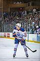 Edmonton Oilers Rookies vs UofA Golden Bears (15272219541).jpg