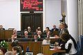 Edmund Wittbrodt Debata nad ustawą o ratyfikacji Traktatu z Lizbony w Senacie.JPG