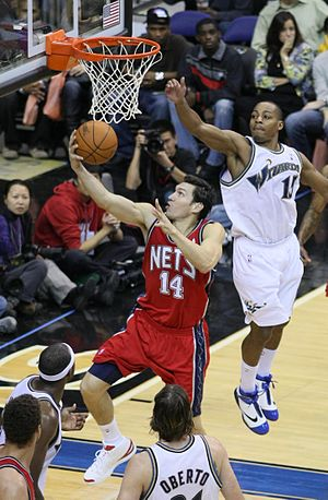Eduardo Nájera - Eduardo Najera in the 2009-10 season