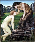 Edward Burne-Jones Pan and Psyche.jpg