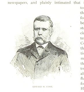 Edward Curr Anglo-Australian pastoralist and politician