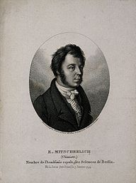 Eilhard Mitscherlich. Stipple engraving by A. Tardieu, 1824, Wellcome V0004041.jpg