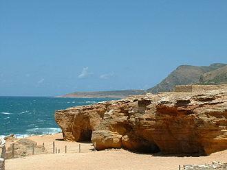 El Haouaria - Image: El Haouria latomies