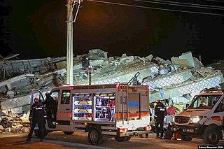 2020 Elazığ earthquake Earthquake in Turkey