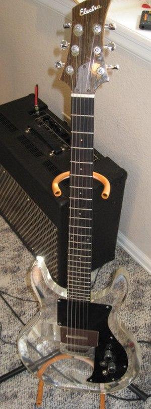 Leslie West - Image: Electra guitar