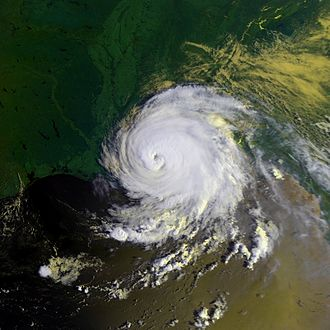 1985 Atlantic hurricane season - Image: Elena 02 sep 1985 1411Z N8