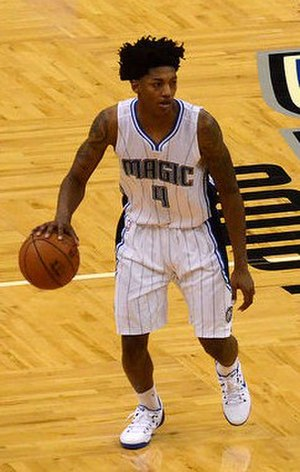 Elfrid Payton (basketball) - Payton in December 2014