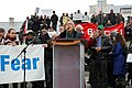 Elizabeth May at -StopC51 'Day of Action' (16867539585).jpg