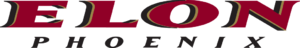 2014 Elon Phoenix football team - Image: Elon Phoenix old wordmark
