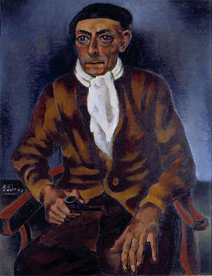 Else Berg - Image: Else berg portrait of Mommie Schwarz 1936