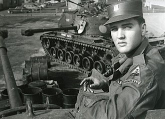 Elvis Presley's Army career - Presley in Germany