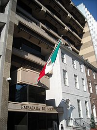 embajada united states mexico: