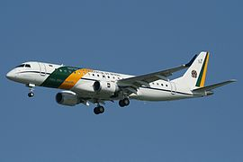 Embraer VC-2, Brazil - Air Force JP6903556