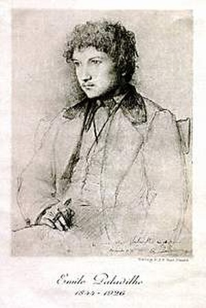 Émile Paladilhe - Émile Paladilhe.