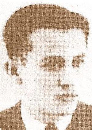 Emilio Ochoa - Emilio Ochoa about 1940