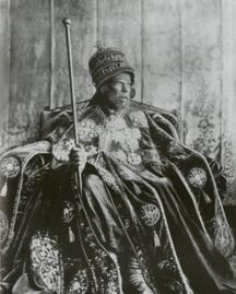 Ethiopia-From Menelik II to Adwa (1889–1913)-Emperor Menelik II