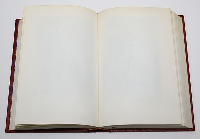Image result for empty book