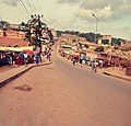 Empty kikoni roads in Uganda due to the covid crisis that resulted into the lockdown.jpg