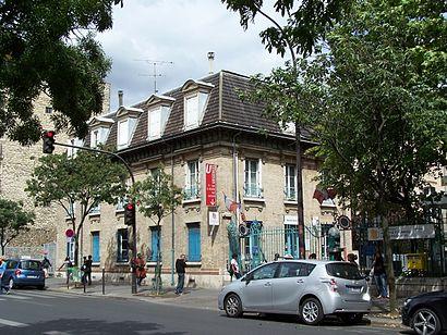 Comment aller à Hôpital Trousseau en transport en commun - A propos de cet endroit