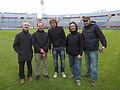 Entrevista a Diego Lugano en el Estadio Centenario (Montevideo, Uruguay).jpg