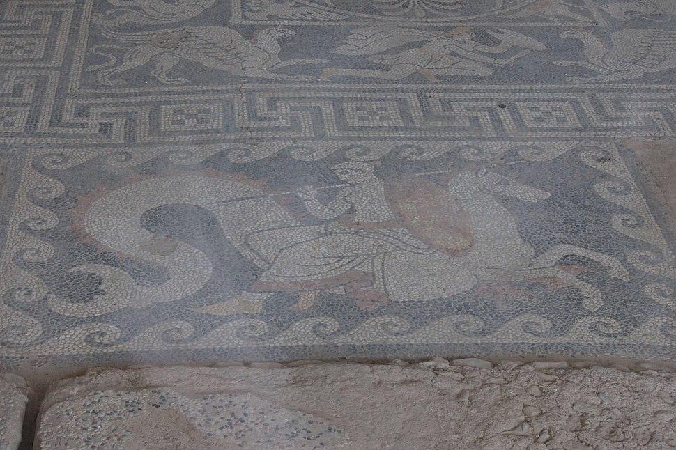 Eretria house of the mosaics