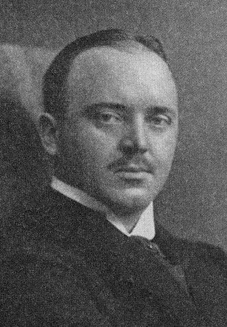 Eric Mjöberg - Eric Mjöberg around 1920