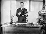 Eric Sheldon in his office (4623128861).jpg