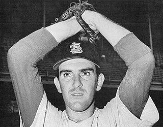 Ernie Broglio American baseball player