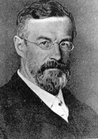 Ernst Fabricius - Ernst Fabricius