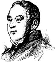 Sketch of Ernst Moritz Arndt