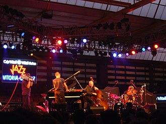 Esbjörn Svensson Trio - Esbjörn Svensson Trio at Vitoria-Gasteiz (Spain). July 2003