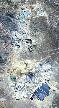 埃斯孔迪达铜矿