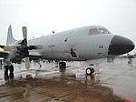 Esquadrilha da Fumaça 60 anos - Pirassununga - O P-3 Orion é uma aeronave de patrulhamento marítimo de longo alcance, utilizado pela FAB - panoramio.jpg