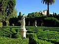 Estàtua, jardí de Montfort de València.JPG