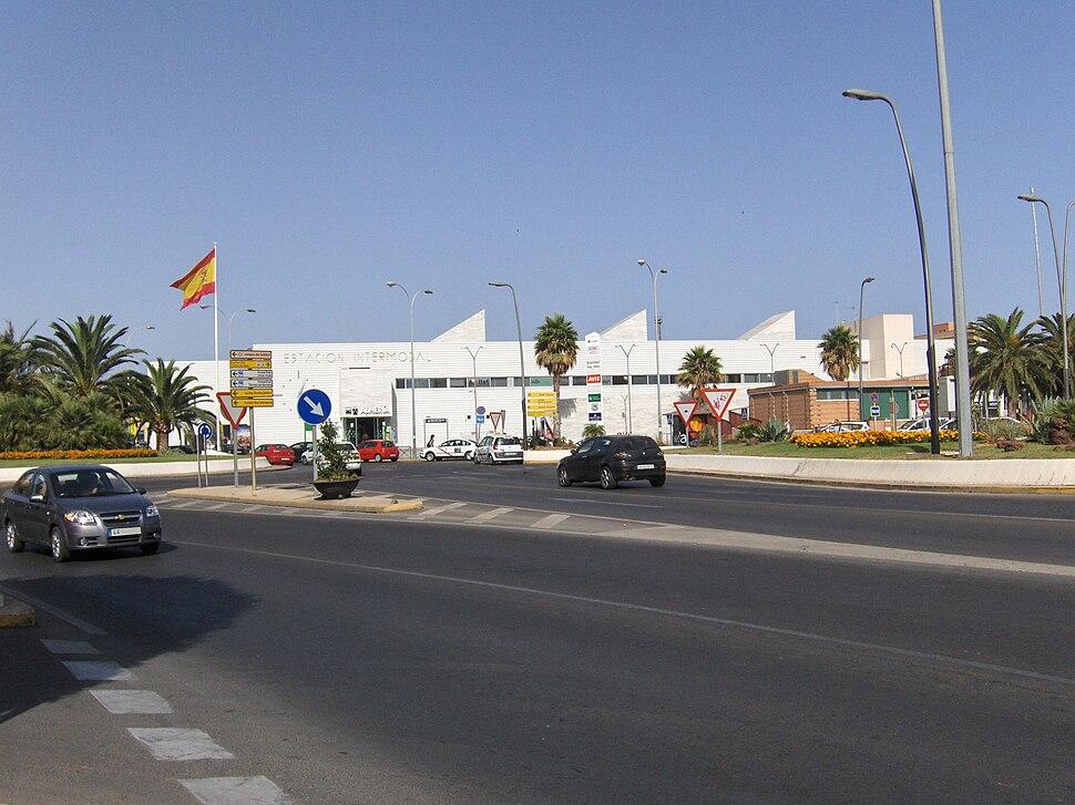 Estación intermodal de Almería