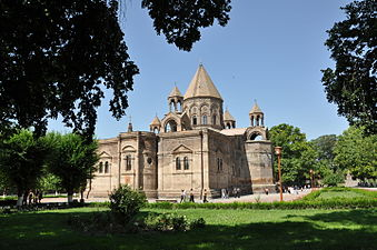 Etchmiadzin Cathedral Wikipedia