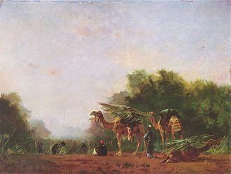 Eugène Fromentin - Image: Eugène Fromentin 001