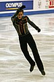 Evan Lysacek at 2009 World Championships.jpg