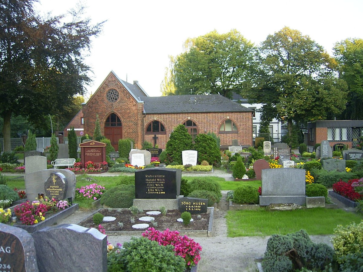 Friedhof Finkenwerder